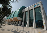 The LC, Swansea - a great leisure centre with fantastic water facilities