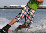Go Wake, the first and only single line wakepark in South Wales