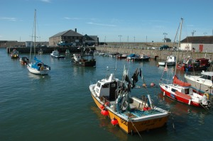 Porthcawl Harbour, Watersports centre in Bridgend, Wales UK